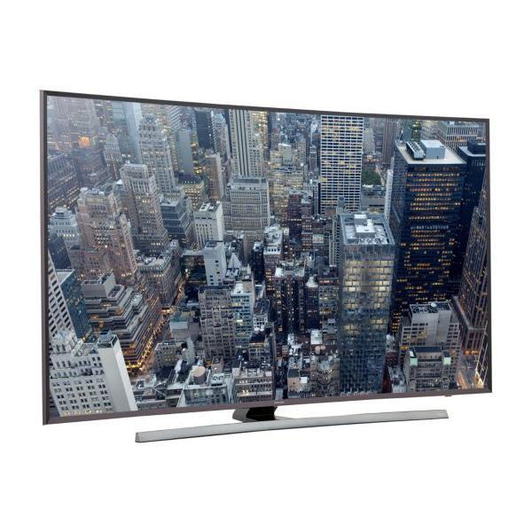 Smart TV LED 3D 4K Ultra HD 163 cm Samsung UE65JU7500 - incurvée
