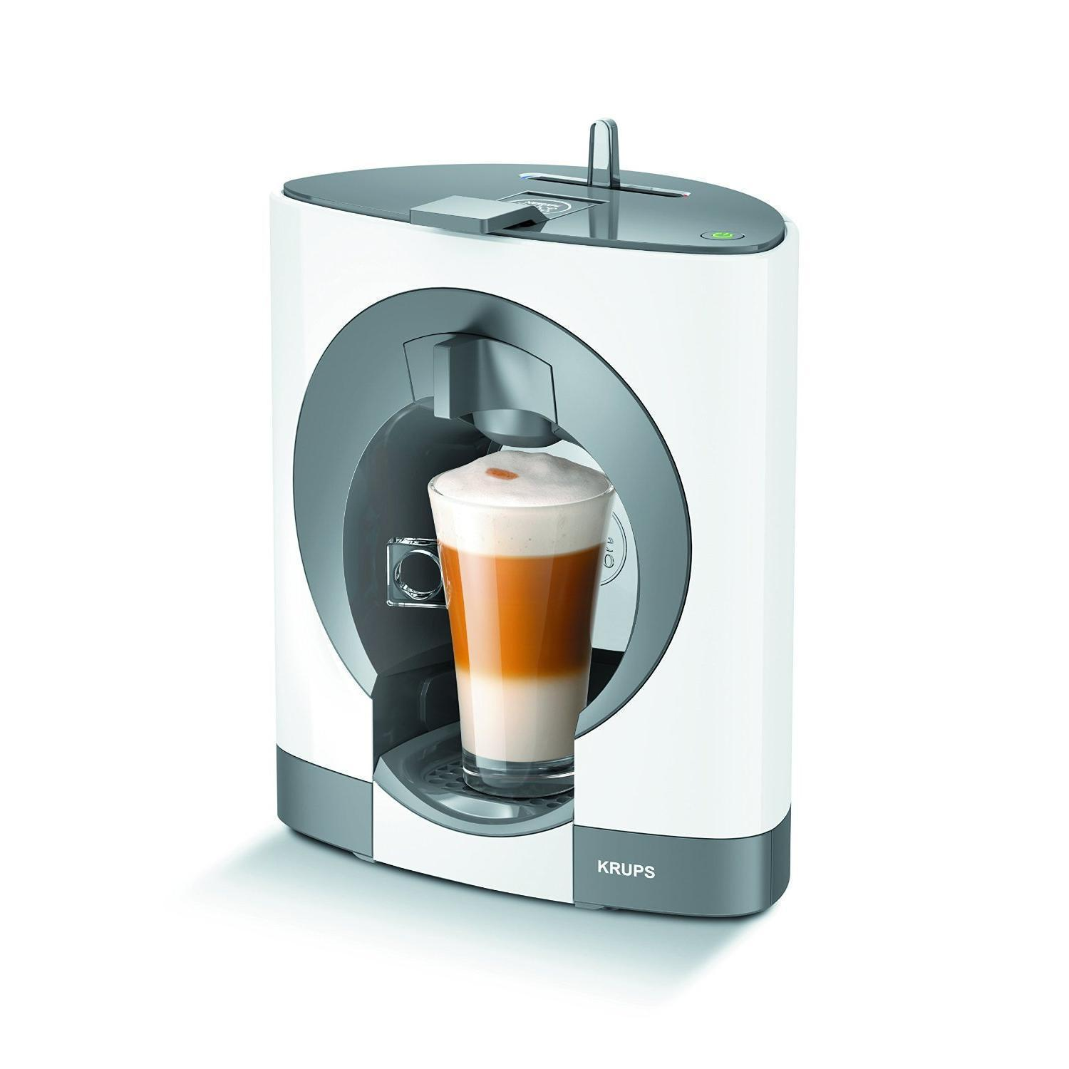 Dolce Gusto Oblo Krups KP1101 - Blanche
