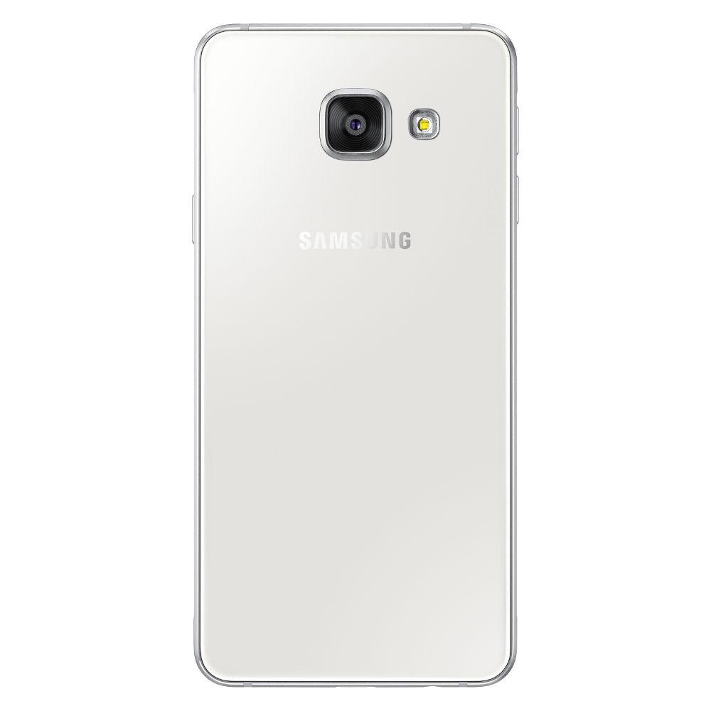 samsung galaxy a3 2016 16 go blanc d bloqu reconditionn back market. Black Bedroom Furniture Sets. Home Design Ideas