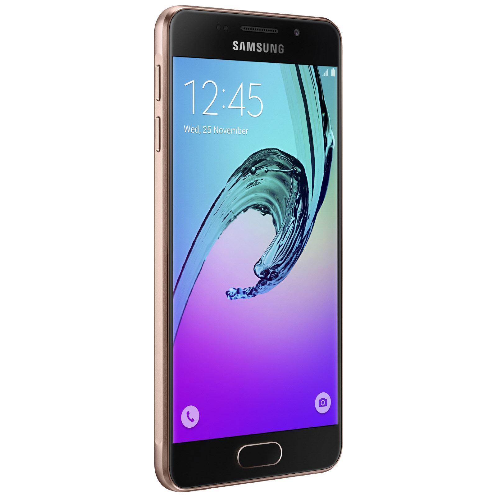 Samsung Galaxy A3 (2016) 16 GB - Rosa - Libre