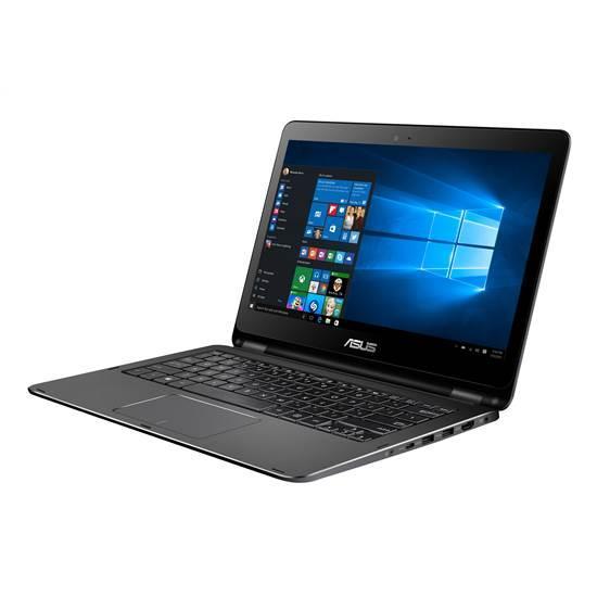 "Asus VivoBook Flip TP301UA 13,3"" Core i7-6500U 2,5 GHz  - 256 GB HDD + SSD - RAM 8 GB"