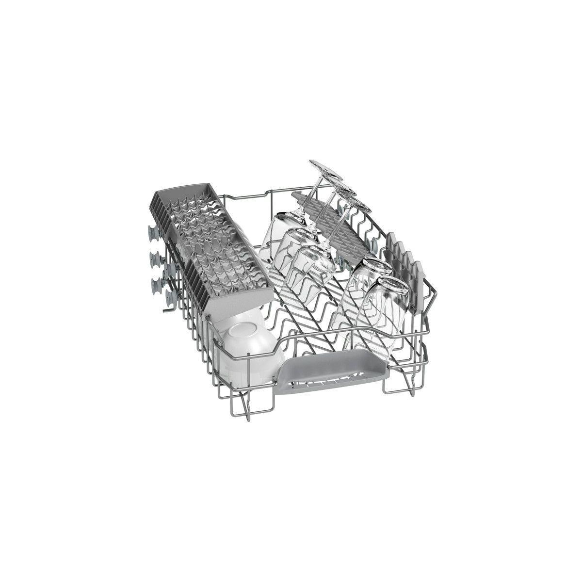 Lave-vaisselle encastrable 45 cm BOSCH SPI50E96EU - 9 couverts