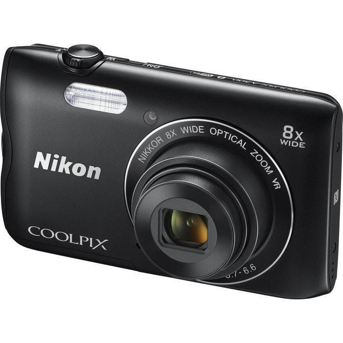 Compacta - Nikon A300 - Negro