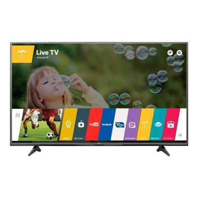 SMART TV LED 4K ULTRA HD 124 Cm Lg 49uf6807