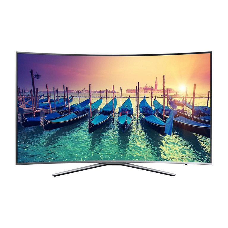 Smart TV LED 4K Ultra HD 123 cm Samsung UE49KU6500UXXC - Curva