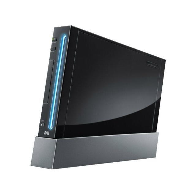 Nintendo Wii - HDD 0 MB - Čierna