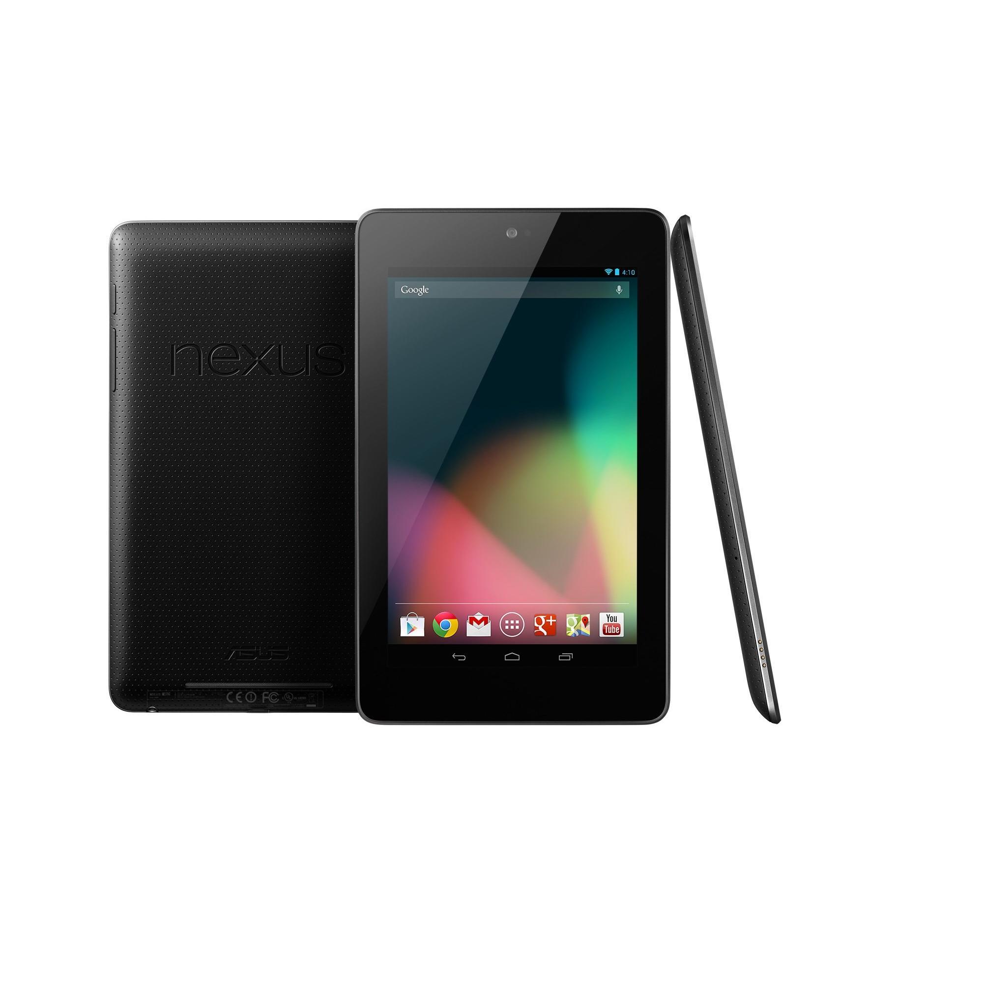 Asus Nexus 7 32 GB - 3G - Negro - Libre