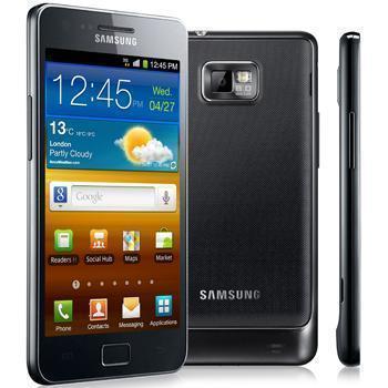 Samsung Galaxy S2 16 Gb i9100P - Negro - Libre