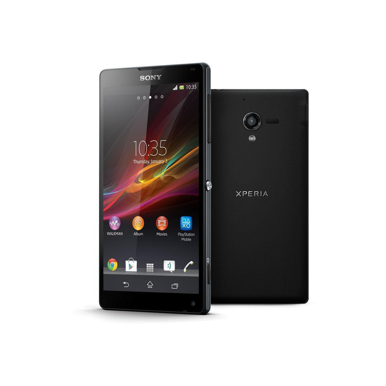 Sony Xperia ZL 16 GB - Negro - Libre