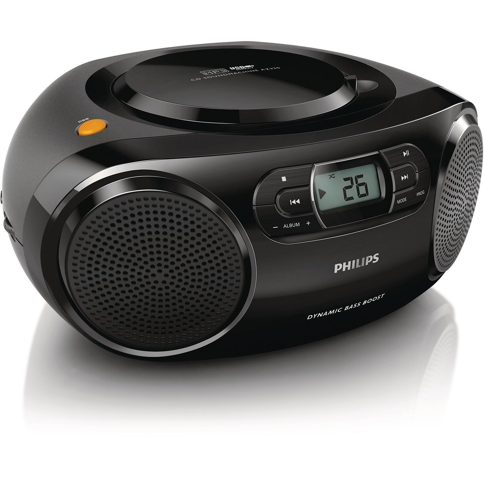 Radio CD MP3 Philips AZ320/12