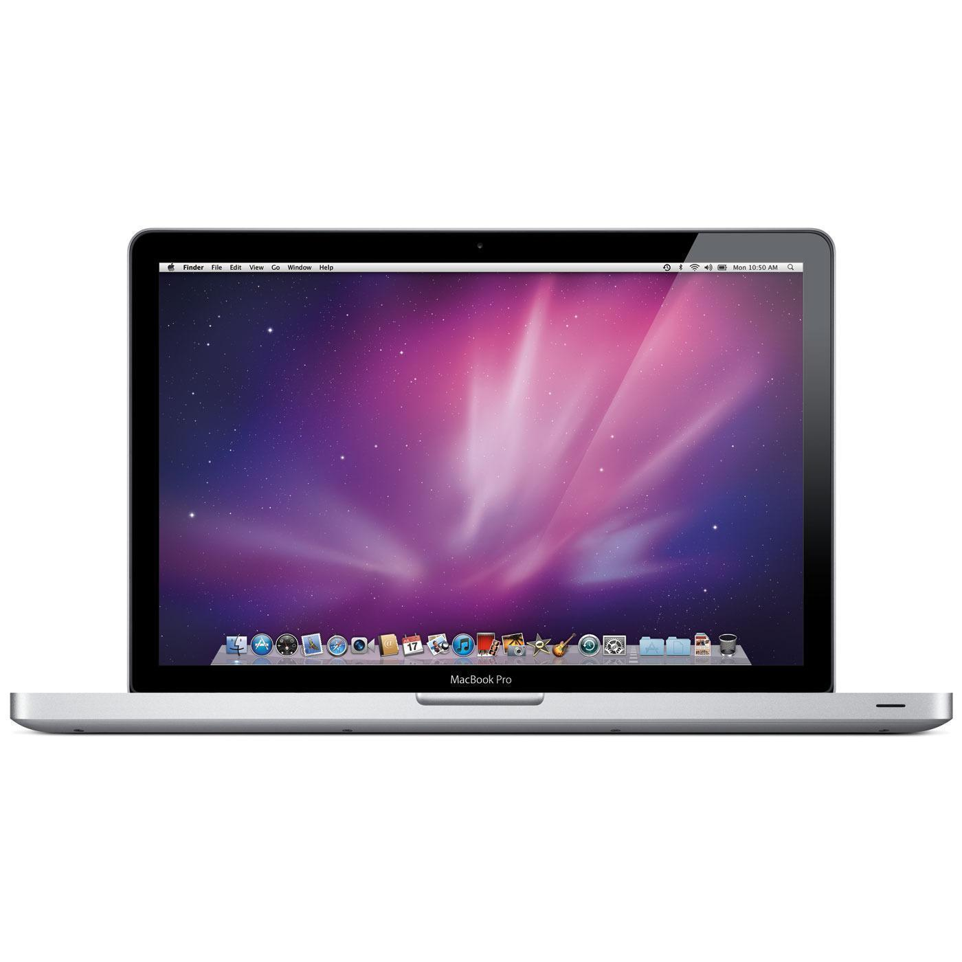 "MacBook Pro 17"" Core i5 2.53 GHz  - HDD 500 Go - RAM 4 Go"