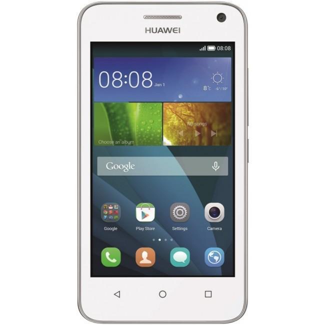 Huawei Y360 4 Go - Blanc - Débloqué