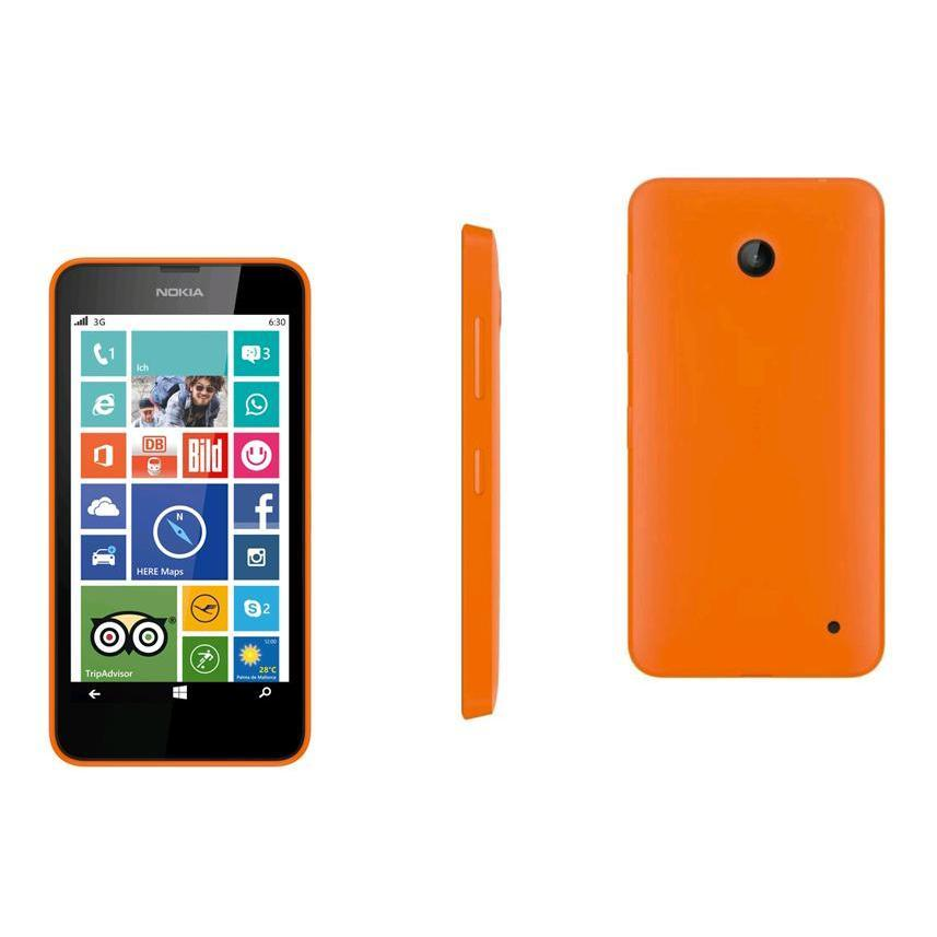Nokia Lumia 630 - Naranja - Libre