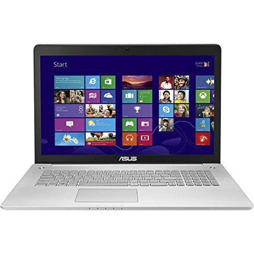 "Asus N750JK-T4187H 17,3"" Core i7 2,5 GHz - HDD 1 TB - RAM 6 GB - QWERTY"
