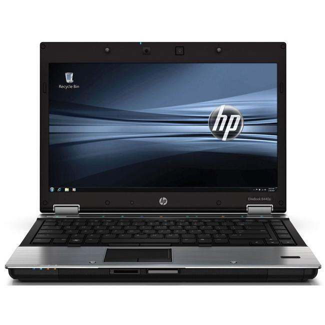 "Hp 8440P 14,4"" Core i5-520M 2,4 GHz  - HDD 250 Go - RAM 4 Go"