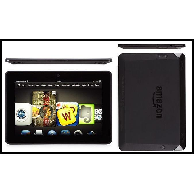 "Amazon Tablet Kindle Fire 7"" 64 GB - Negro"
