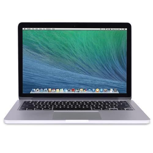 MacBook Pro Retina 15.4-inch (2013) - Core i7 - 16GB - SSD 512 GB AZERTY - French