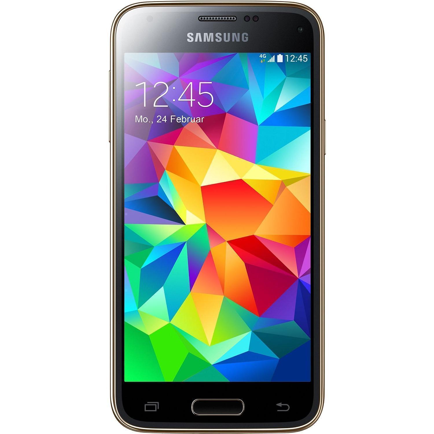 Samsung Galaxy S5 Mini 16 Gb G800F 4G - Oro - Libre