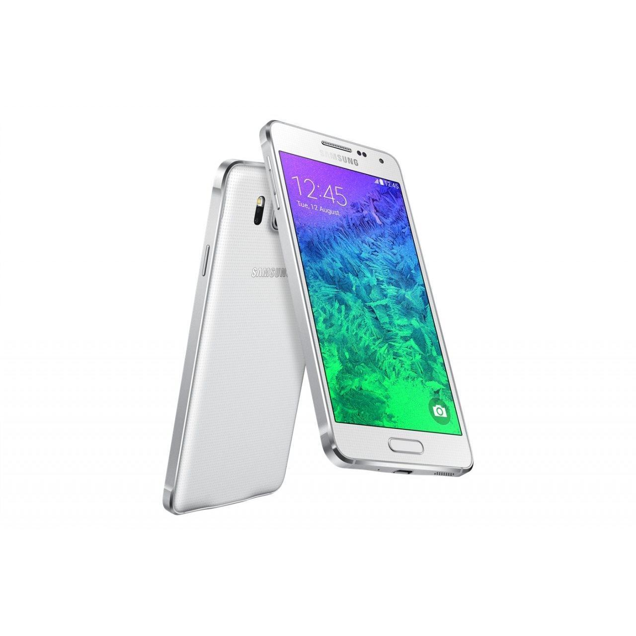 Samsung Galaxy Alpha 32 Gb Blanco - Libre