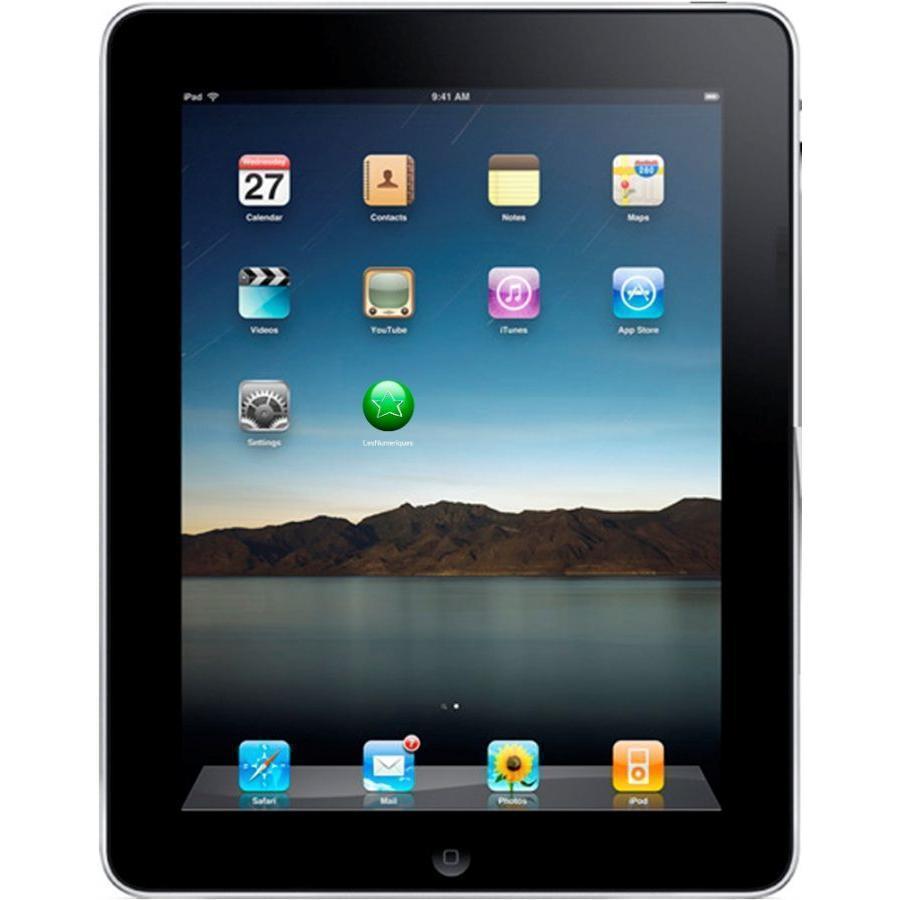 iPad 4 16 Go - Wifi - Noir