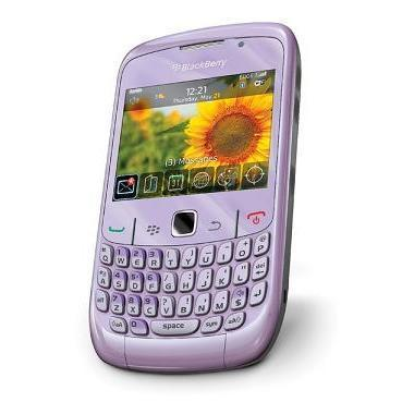 Blackberry Curve 8520 (Movistar) - Lila - Libre