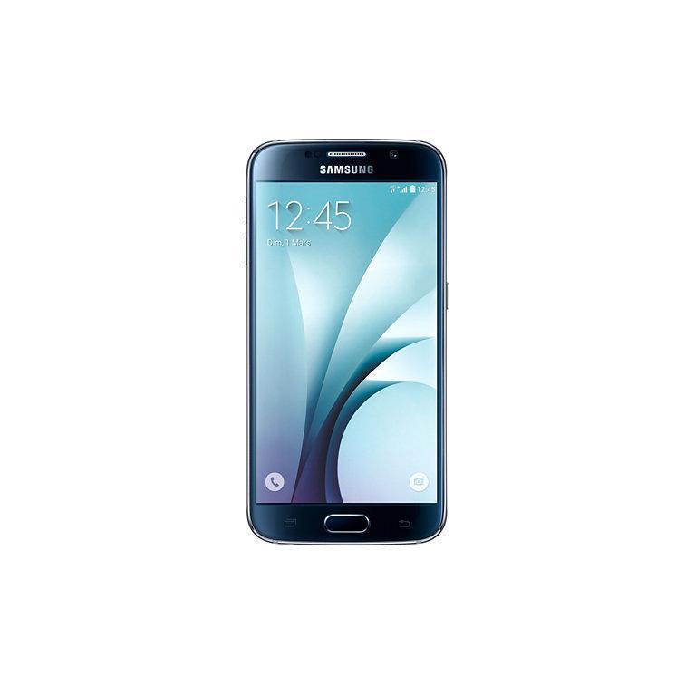 Samsung Galaxy S6 G920F 128 Go 4G - Noir - Débloqué