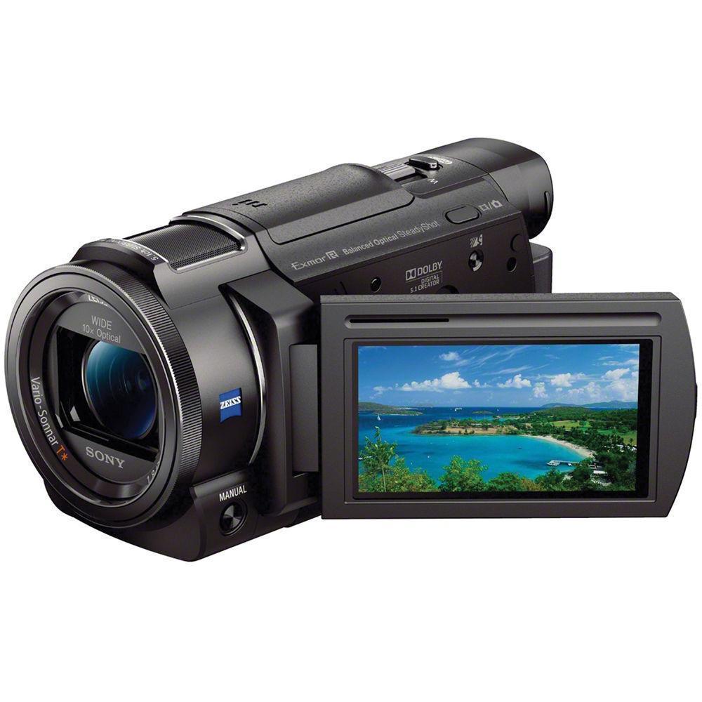 Caméra Sony FDR-AX33 - Noir