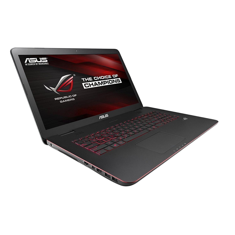 "Asus ROG G771JW  17.3"" - Core i7 2.6 GHz - HDD 1Tb + SSD 128Gb - RAM 16GB - QWERTY"