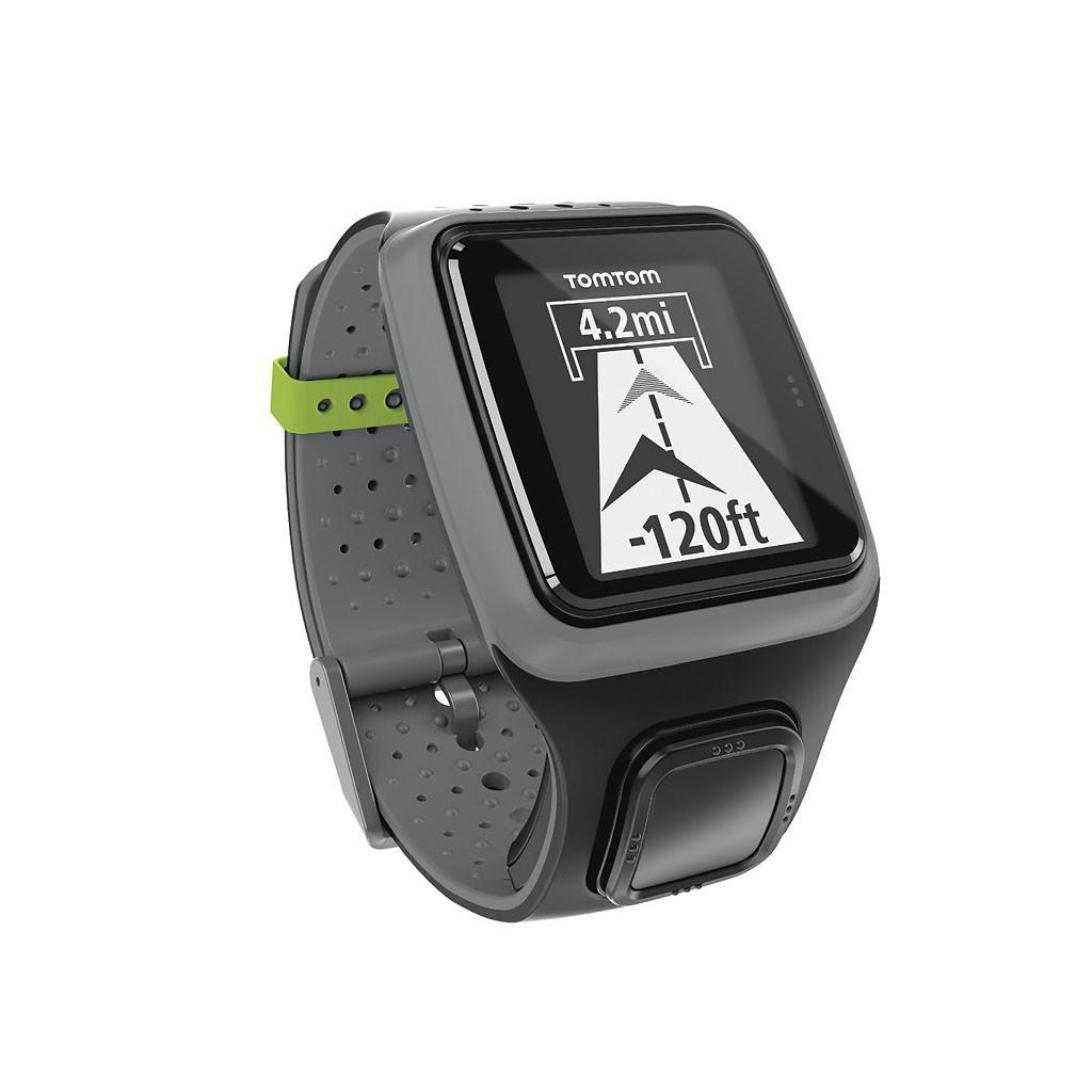 Montre cardio TomTom GPS Runner - Gris