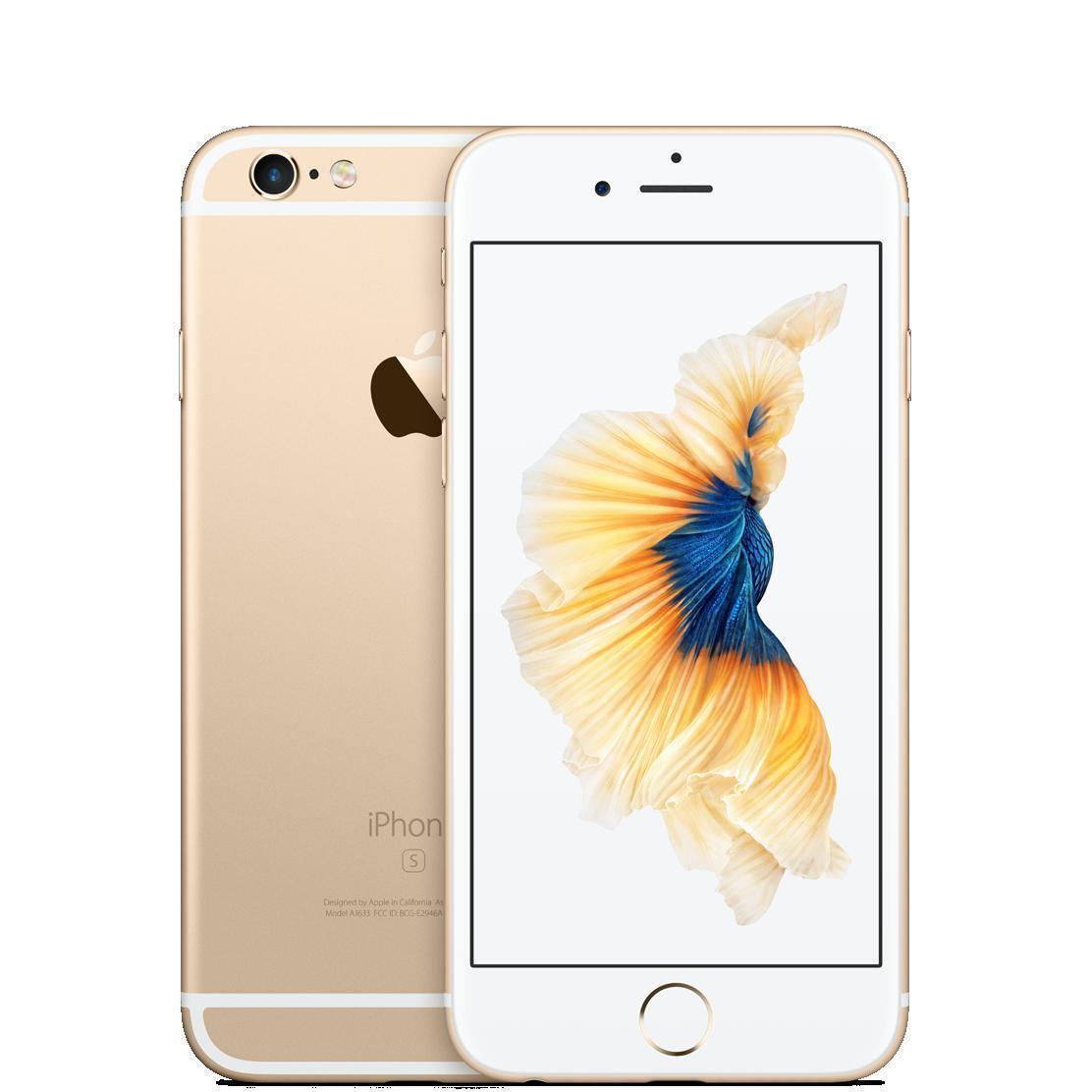 iPhone 6S - 128 GB - Gold - Ohne Vertrag