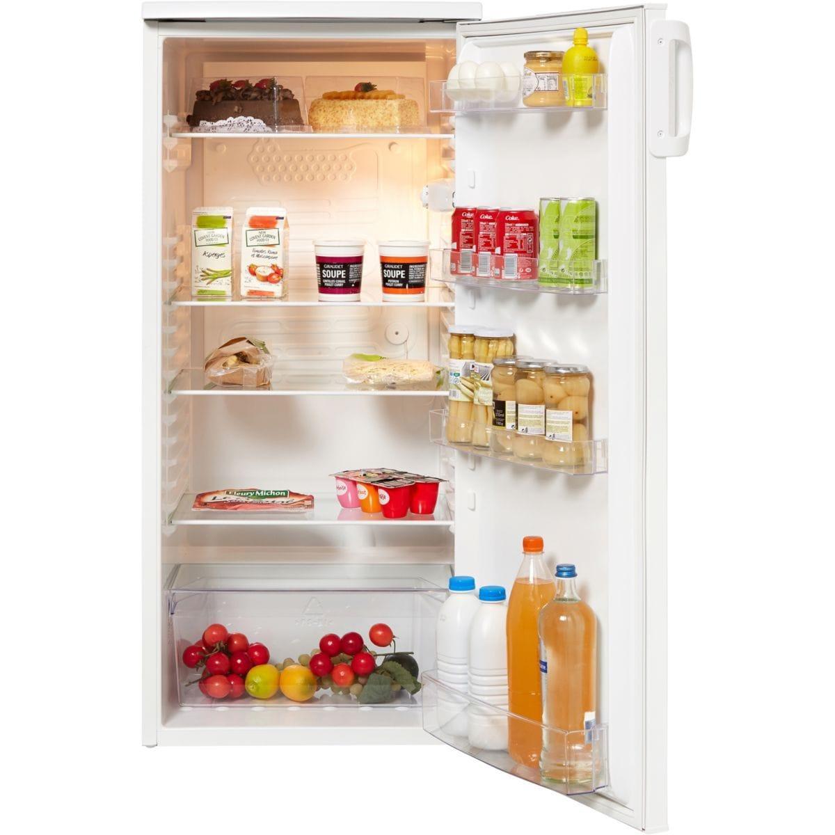 réfrigérateur 1 porte faure fra25600wa reconditionné   back market