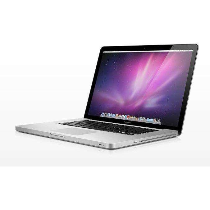 "MacBook Pro 15"" Core 2 Duo 2.53 GHz  - HDD 250 Go - RAM 2 Go - QWERTY"