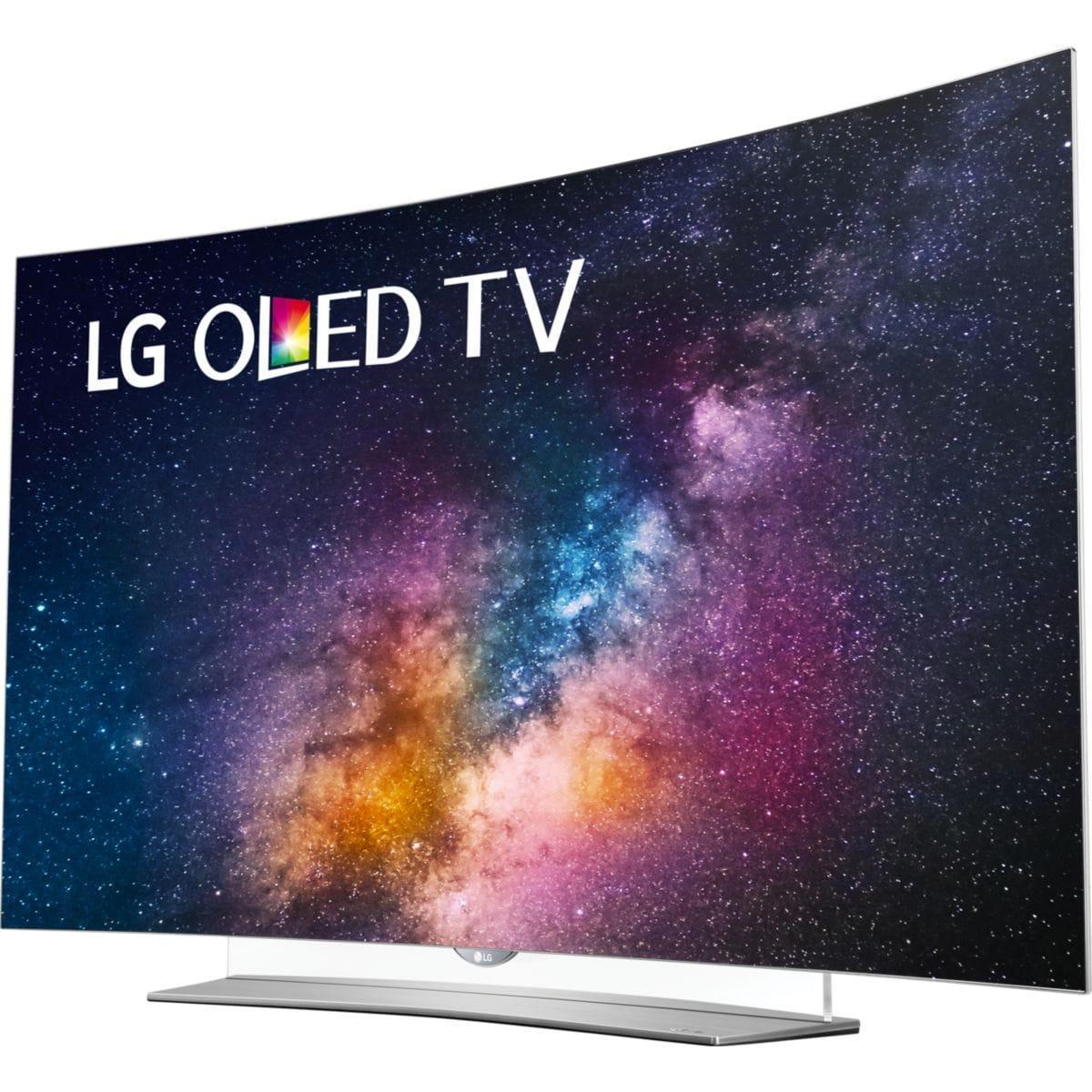 smart tv oled 3d 4k ultra hd 139 cm lg 55eg960v incurv e reconditionn back market. Black Bedroom Furniture Sets. Home Design Ideas