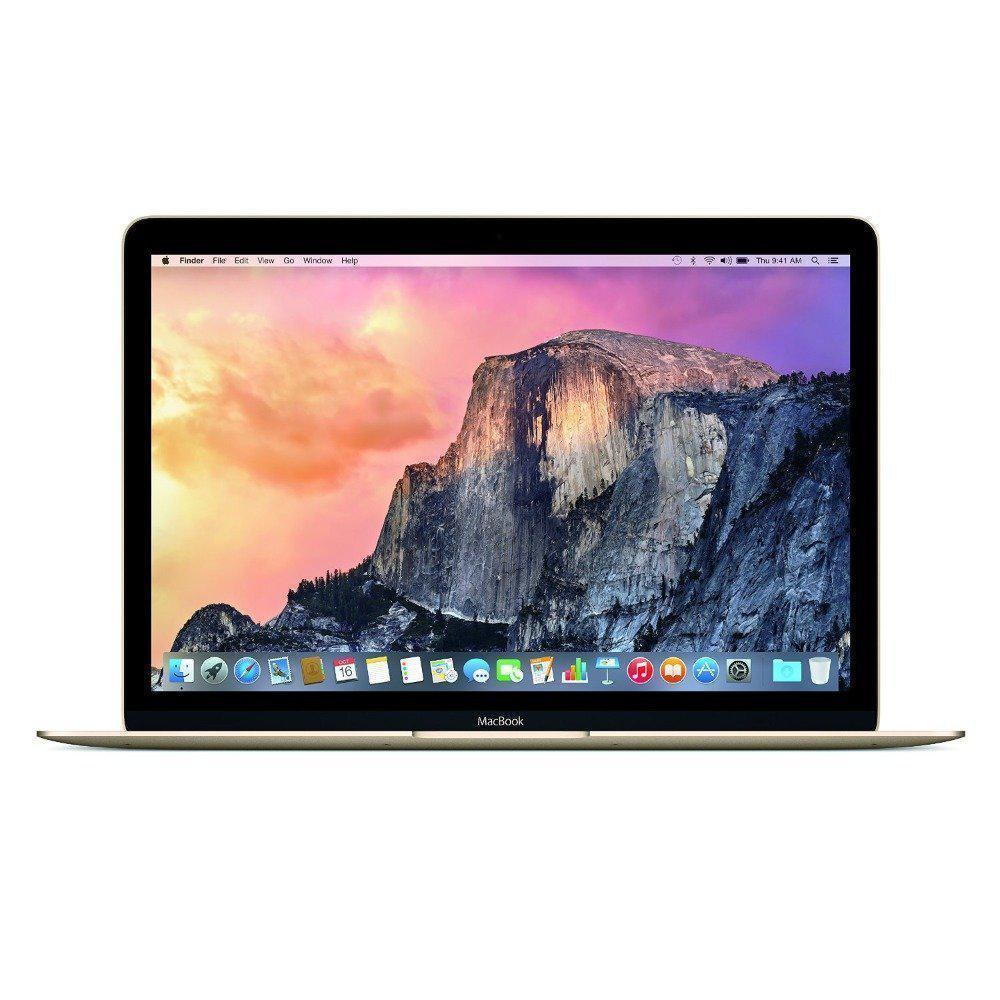 "MacBook 12"" Core M 1.2 GHz  - SSD 512 Go - RAM 8 Go - QWERTY"