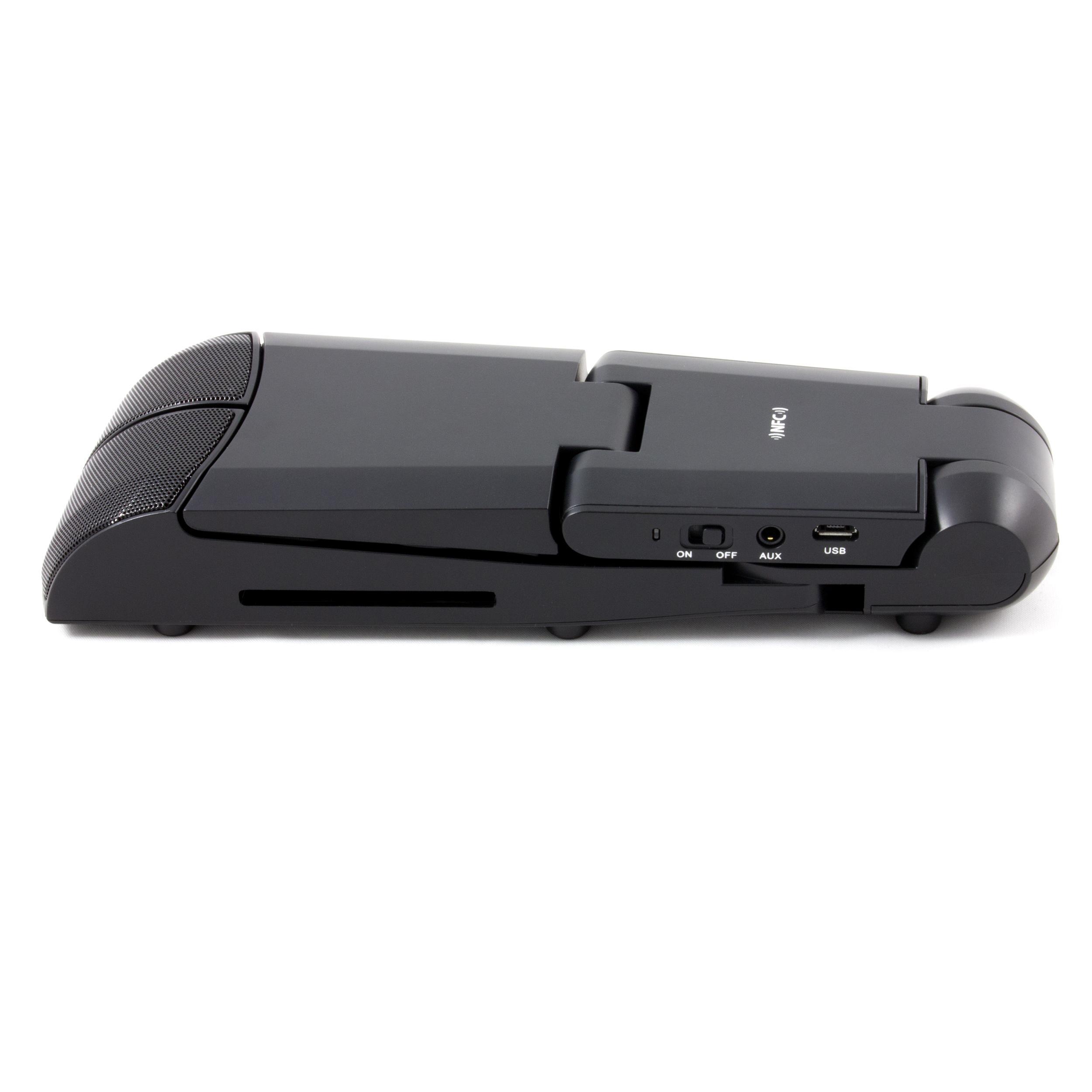 TabSeat Enceinte mobile 5W Bluetooth/NFC avec support pour tablette