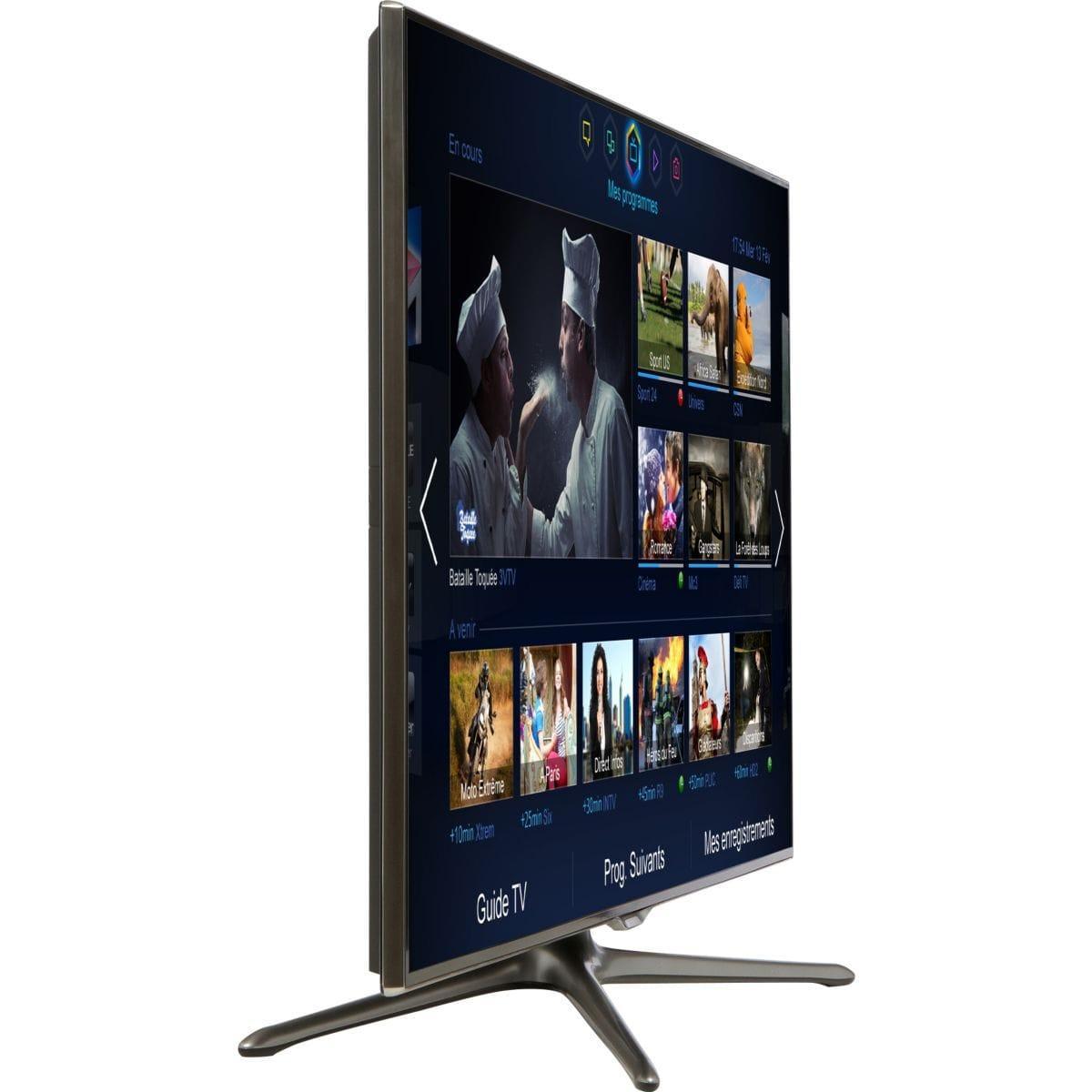 smart tv led 3d full hd 117 cm samsung ue46f6650ssxzf reconditionn back market. Black Bedroom Furniture Sets. Home Design Ideas