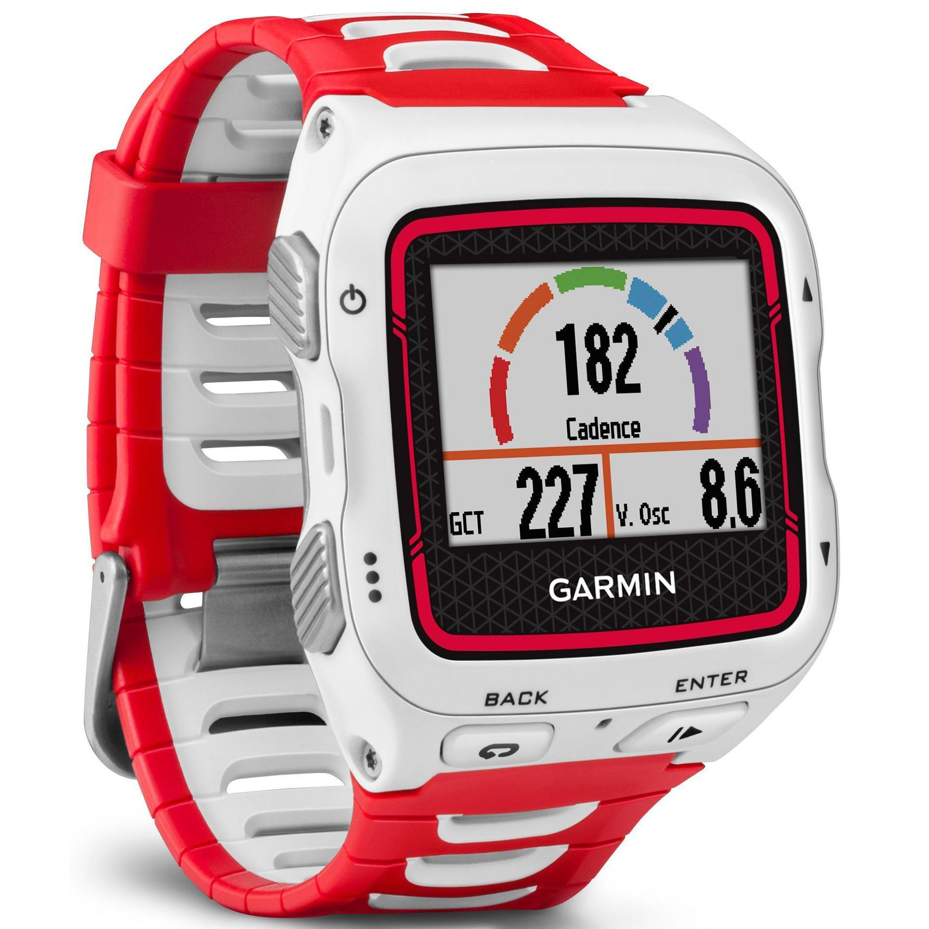 Reloj deportivo GARMIN Forerunner 920XT - Blanco Rojo