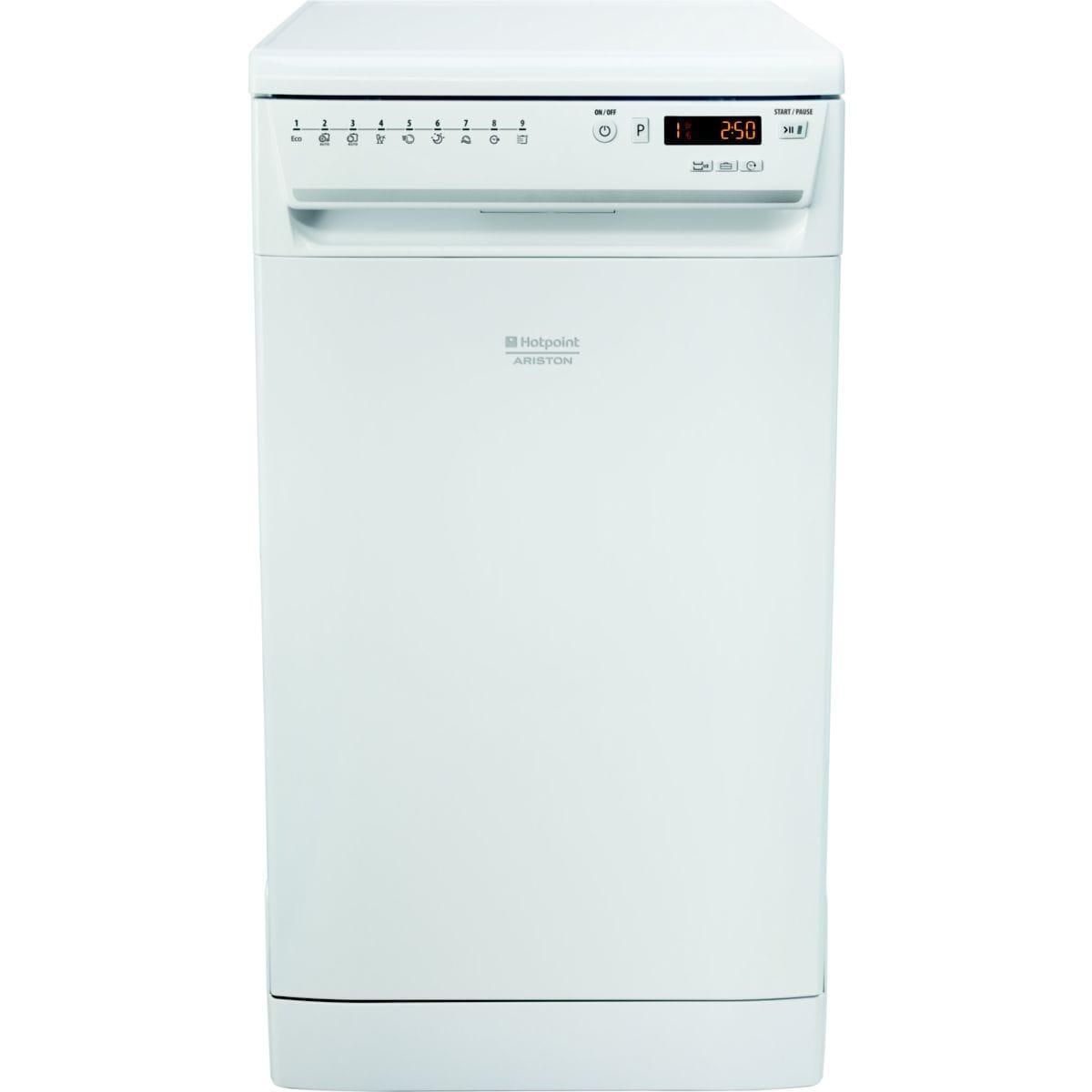 Lave-vaisselle 45cm HOTPOINT LSFF 9M114 C EU - 10 couverts