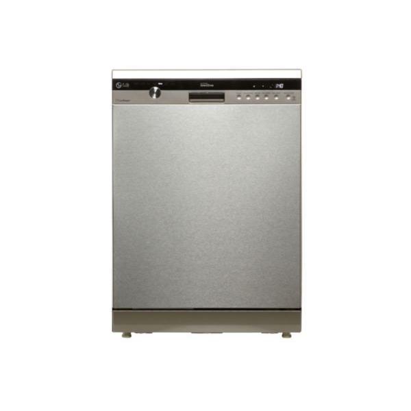 Lave-vaisselle LG D14446IXS 14 couverts 60 x 85 x 60 cm