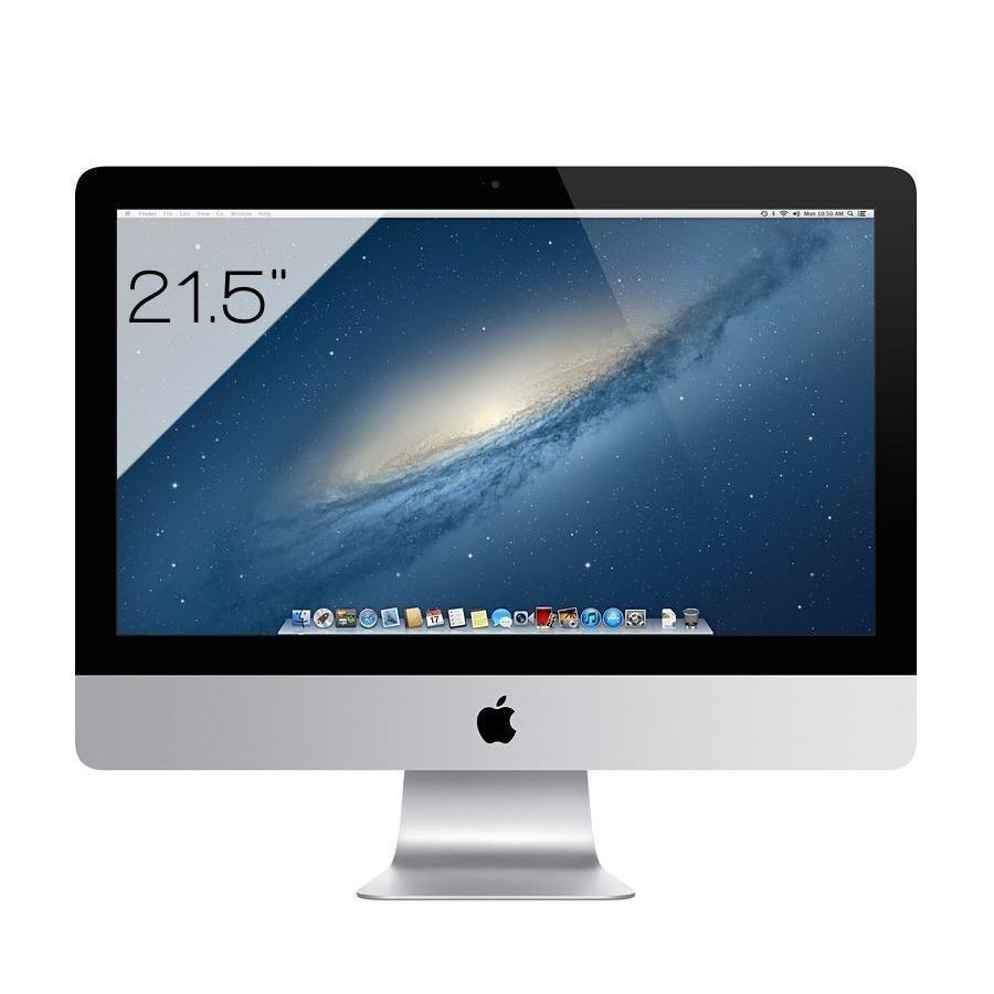 """iMac 21,5"""" Intel Core i5 2,5 GHz  - HDD 500 Go - RAM 4 Go"""