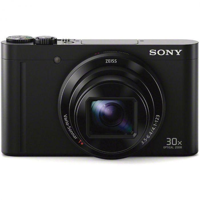 Compact - Sony Cyber-shot DSC-WX500 Noir ZEISS ZEISS Vario-Sonnar T* 24-720 mm f/3.5-6.4