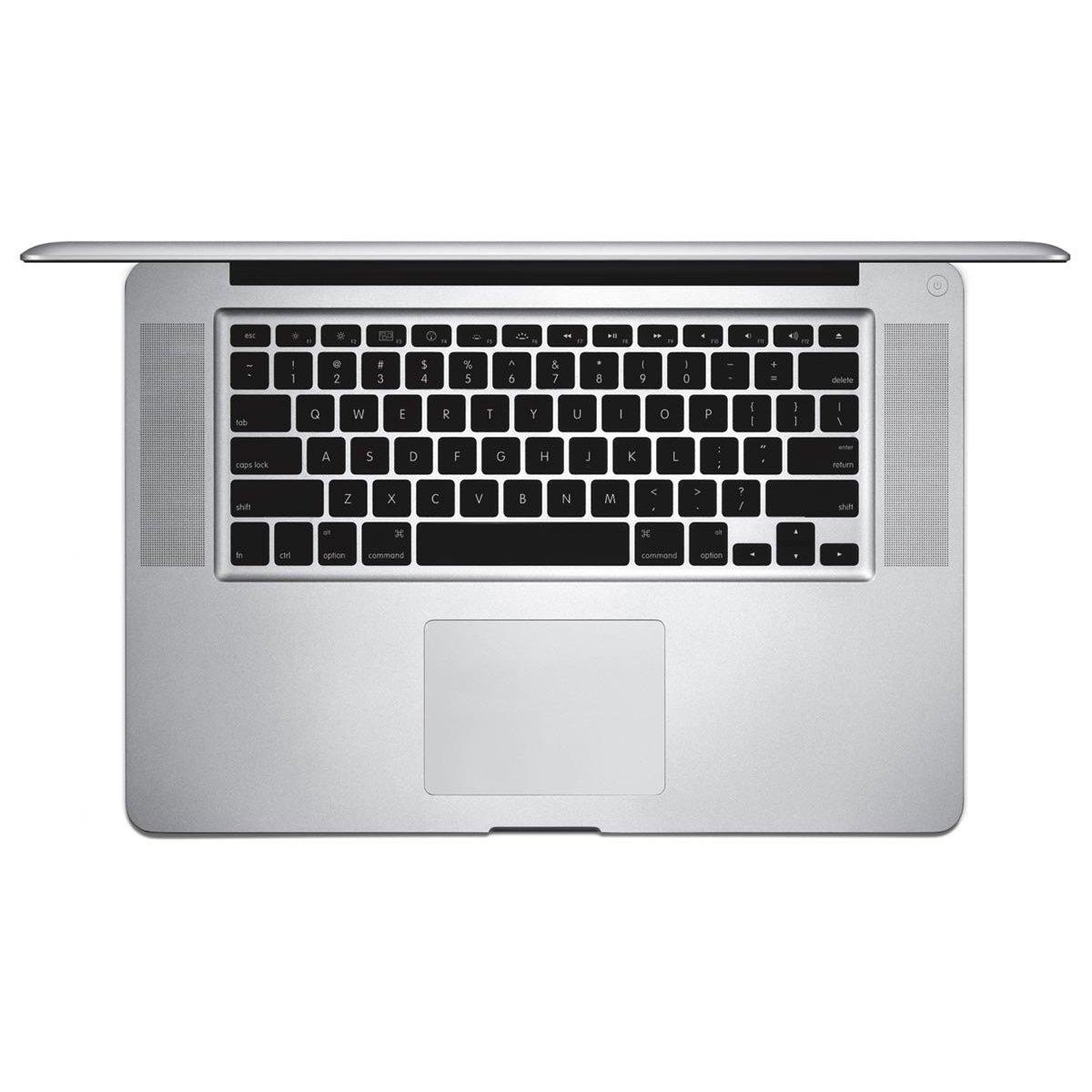 "MacBook Pro 15"" Core i7 2 GHz  - SSD 256 Go - RAM 8 Go"