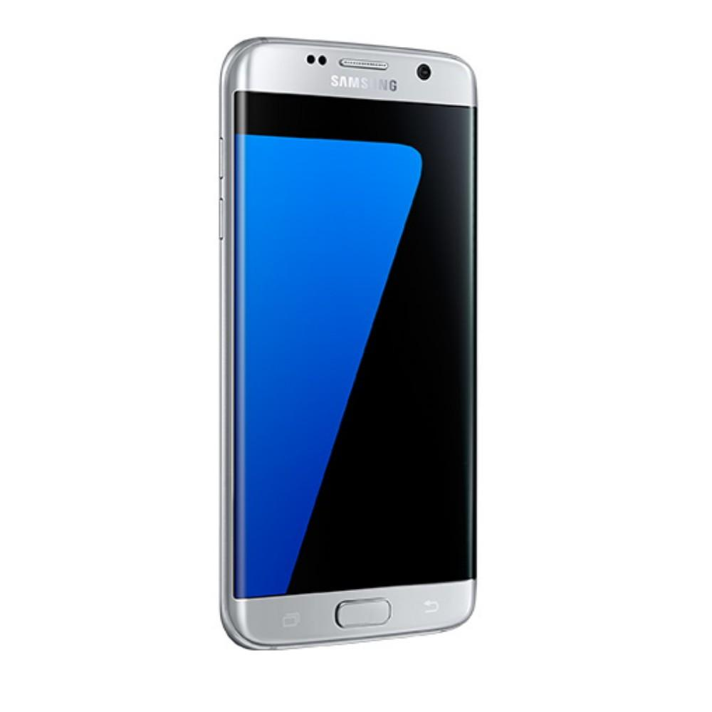 Samsung Galaxy S7 Edge 32 GB Dual SIM - Silber - Ohne ...