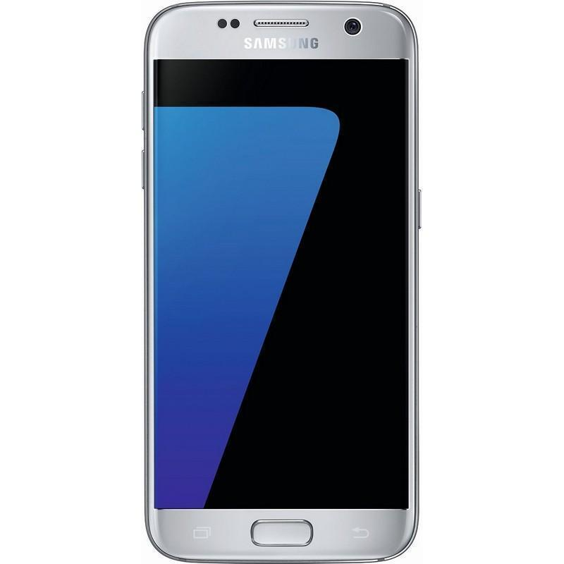 Samsung Galaxy S7 32 GB - Silber - Ohne Vertrag