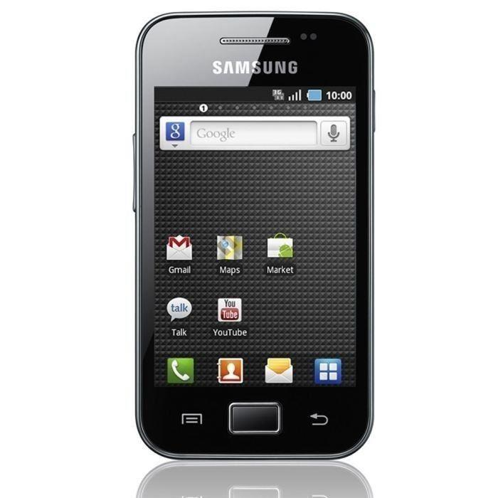 Samsung Galaxy Ace GT-S5839I 200 Mo - Noir - Débloqué