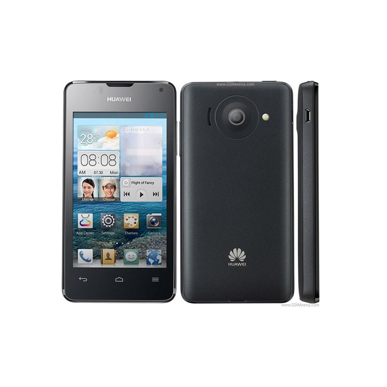 Huawei Ascend Y300 Schwarz - ohne Vertrag