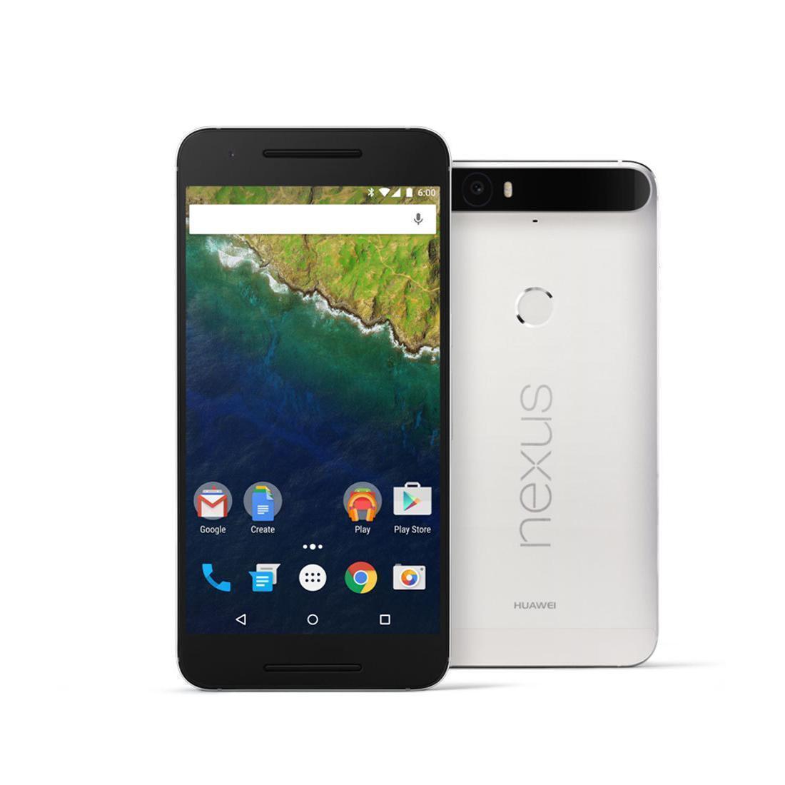 Huawei Nexus 6P 64 Go - Gris - Débloqué