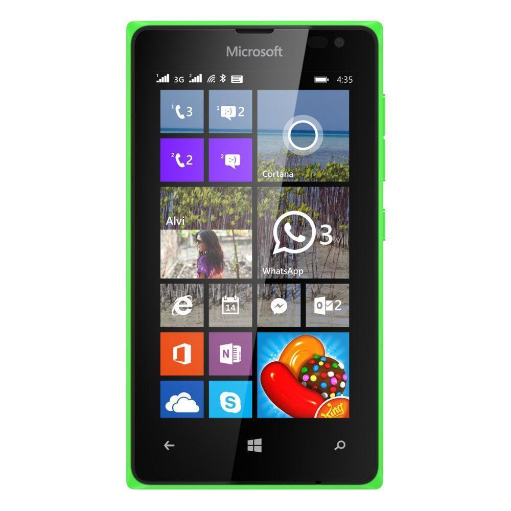 Microsoft Lumia 435 8 GB - Verde - Libre