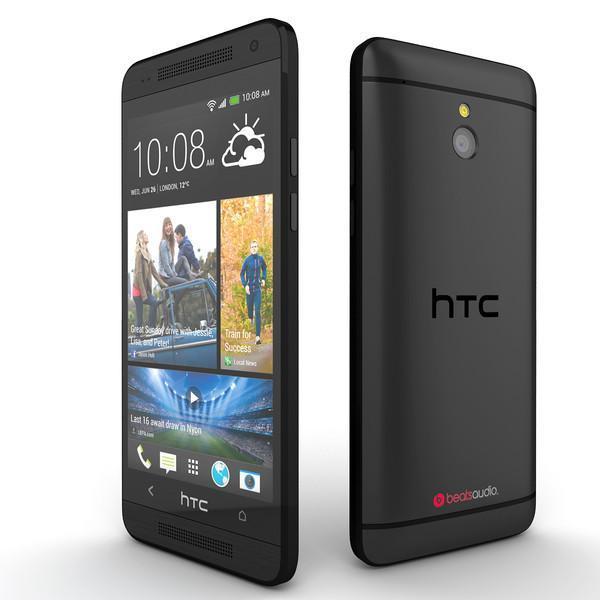 HTC One Mini 16GB - Schwarz - Ohne Vertrag