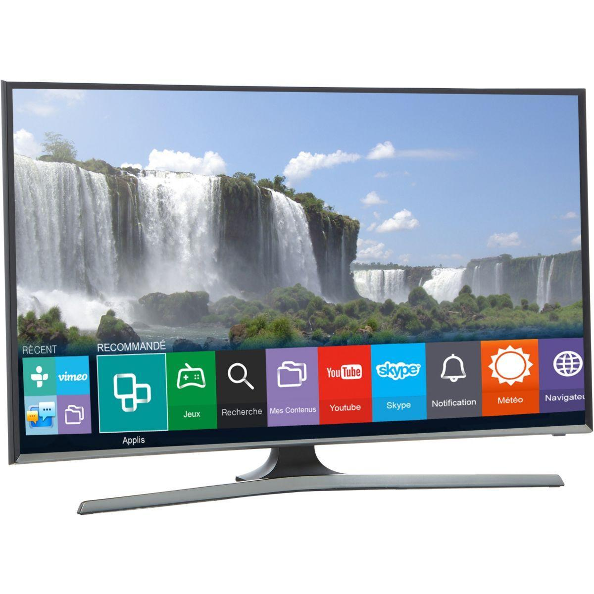 smart tv led full hd 101 cm samsung ue40j6300awxzf incurv e reconditionn back market. Black Bedroom Furniture Sets. Home Design Ideas